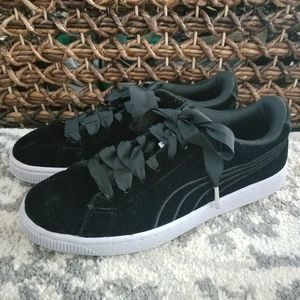 Puma classic sneakers velvet